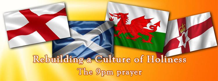 9pm Prayer